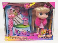 2000 Mattel Diva Starz Alexa Interactive Talking Doll 6 inches  Brand New Sealed