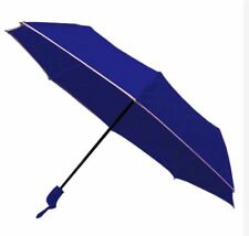 Light Weight Anti-UV Rain Sun Windproof Automatic Umbrella - BLUE