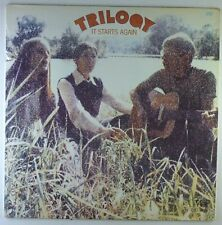 "12"" LP - Trilogy  - It Starts Again - H1307 - RAR - cleaned"