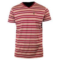 Mens Ben Sherman Retro Mod Fit Tee Sixties 60's Indie Skin T-Shirt Top Stripes