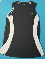 Under Armour Heatgear Fitted Athletic Tank Top Womans Size XS