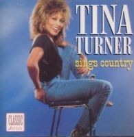 Tina Turner Sings country [CD]