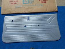 1966 Pontiac Tempest 2 Door Post Right Ft. Interior Door Panel NOS GM # 7637810