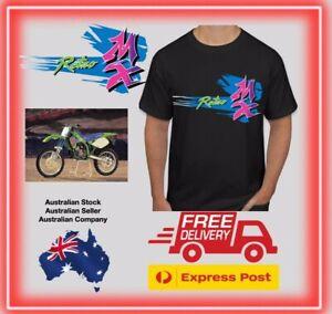 Retro MX T Shirt Kawasaki KX 1992 VMX Motocross