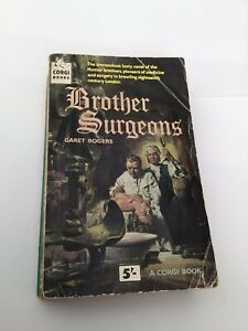 Brother Surgeons By Garet Rogers Corgi Books Paperback 1960