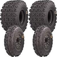 21x7-10, 20x11-9 GBC XC Master 6ply Front & Rear ATV UTV Tire Kit - 4 Tires
