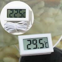 Digital LCD Innen/Außen Thermometer  Umschaltbar für Auto