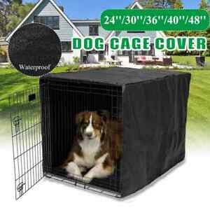 """48"""" Extra Large Giant Breed Dog Pet Wire Cage Crate Kennel Washable Cover Only"""