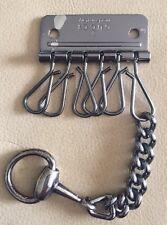 AUTHENTIC GUCCI Chrome Key Hanger