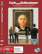 Curb Your Enthusiasm Series : Season 6  : NEW DVD
