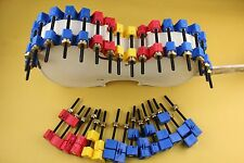 32 pcs violin clamps fix top and back, professional violin making tools
