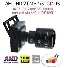 "Ahd 1080P 2.0Mp 1/3"" Sony Imx330 Cmos 3Mp 2.8-12mm Manual Focus Zoom Lens Camera"