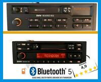 Bluetooth 5.0 AUX Modernisierung Umbau BMW Reverse RDS BP6262 BP48/BP3836 PH7850