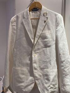 Mens Massimo Dutti Zara Limited Edition Summer Blazer 40 RRP£200 Great 😎