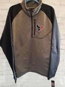 Houston Texans NFL Performance Mountain Trail Jacket Adult 4XL - Brand NEW