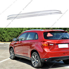 For Mitsubishi Outlander Sport ASX 13~19 Aluminum Luggage Roof Rack Carrie Trim_