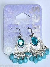 Claire's Butterfly Alloy Drop/Dangle Costume Earrings