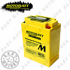 BATTERIA MOTOBATT MB12U APRILIA MOTO 6.5 650 1995>2000
