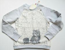 REDUZIERT Pezzo D/'oro Shirt Longshirt blau  Mädchen Gr.116+128 NEU UVP 39,95