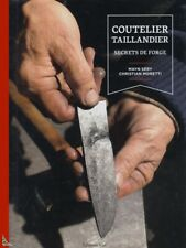 Coutelier Taillandier, Cutlery maker, French book