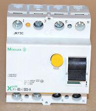 Moeller Eaton FI-63/4/003-A Fehlerstrom - Schutzschalter 279221  63A 4p 30mA FI