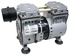 New 1/2hp Pond & Lake Aeration Compressor - runs 3+ diffusers w/ Filter & Mounts