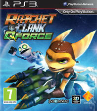 Ratchet & Clank: Q Force (PS3) VideoGames