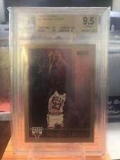 1990-91 Skybox Basketball Michael Jordan #41 BGS 9.5 GEM MINT Dunking