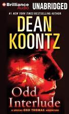 Odd Thomas: Odd Interlude by Dean Koontz (2013, CD, Unabridged)