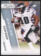 2010 Panini Prestige #150 DeSean Jackson Philadelphia Eagles