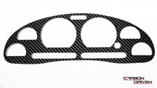 Mustang 1994-2004 Real Carbon Fiber Instrument Gauge Cluster Overlay
