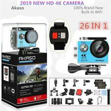 Akaso EK7000 Ultra HD 4K Sports Action Camera Waterproof Wifi HDMI DVR Camcorder