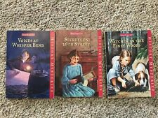 3 American Girl History Mysteries 4 5 9