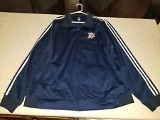 Oklahoma City Thunder Adidas Jacket 2XL