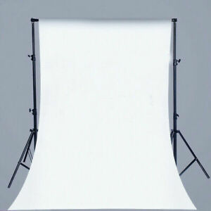 White screen Fabric 160CMS Wide Chroma Key For Zoom Background UK Made