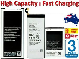 FAST Batteries for Samsung Galaxy S20 S10 S3 S4 S5 S6 Edge S7 S8 S9 Note 4 5 8 9