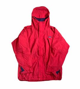 Patagonia Red Coat XL *Flaky inside* Read Description