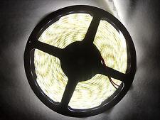 LED Strip light 5M SMD5050 Natural White Waterproof IP65 300 LEDs Lumen