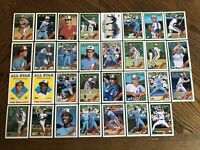 1988 MONTREAL EXPOS Topps COMPLETE Baseball Team Set 31 Cards RAINES WALLACH!