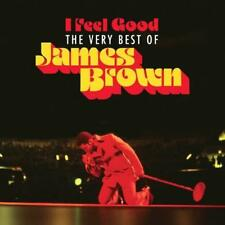 JAMES BROWN I Feel Good - The Very Best Of NEW CLASSIC FUNK SOUL CD (SPECTRUM)