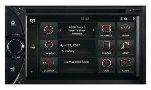ESX VN630D 2-DIN Navigation Touchscreen Bluetooth TMC USB 3D SD DVD