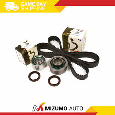 Timing Belt Kit Fit 97-06 Hyundai Elantra Tiburon Tucson Kia Spectra 2.0L G4GF