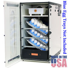 Incubator GQF 1502 Cabinet Incubators Hatcher Chicken Quail Geese Hatching Eggs