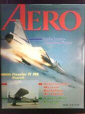 AERO  Heft 185   Das illustrierte Sammelwerk der Luftfahrt   in Schutzhülle
