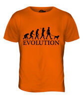 PUG EVOLUTION OF MAN MENS T-SHIRT TEE TOP DOG LOVER GIFT WALKER WALKING