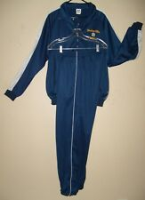 Vtg Mens M Navy Tracksuit SHADOW MOUNTAIN MATADORS SOCCER Zip Jacket & Pants