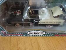 "NIB 1955 CHEVY BEL AIR PEDAL CAR DIE-CAST! SKY CHIEF TEXACO GEARBOX! 9"" x 3"""