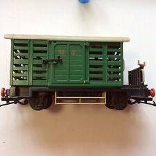 Playmobil G Gauge Green Cattle Wagon
