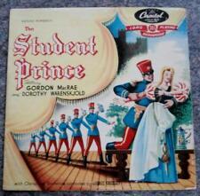 "Sigmund Romberg's The Student Prince,   - LP Record, CLC 008, Capitol, 10"""