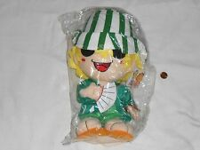 "NEW Bleach KISUKE URAHARA 12"" Plush Doll Toy Mr. Hat and Clogs bleech Banpresto"